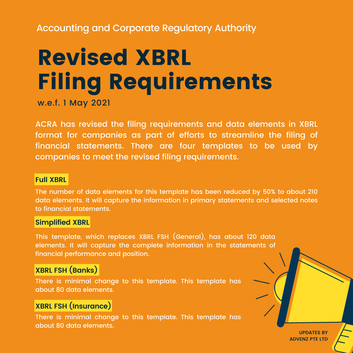 ACRA_Revised XBRL Filing Requirements