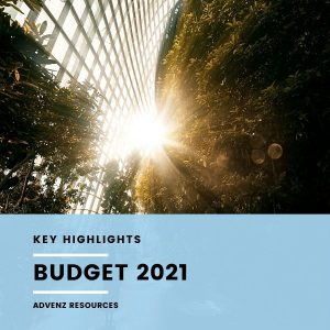 Budget 2021 Key Highlights