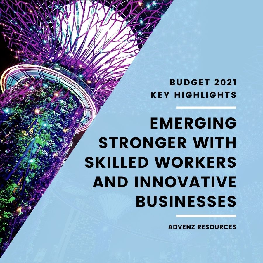 Emerging Stronger with Skilled Workers and Innovative Businesses