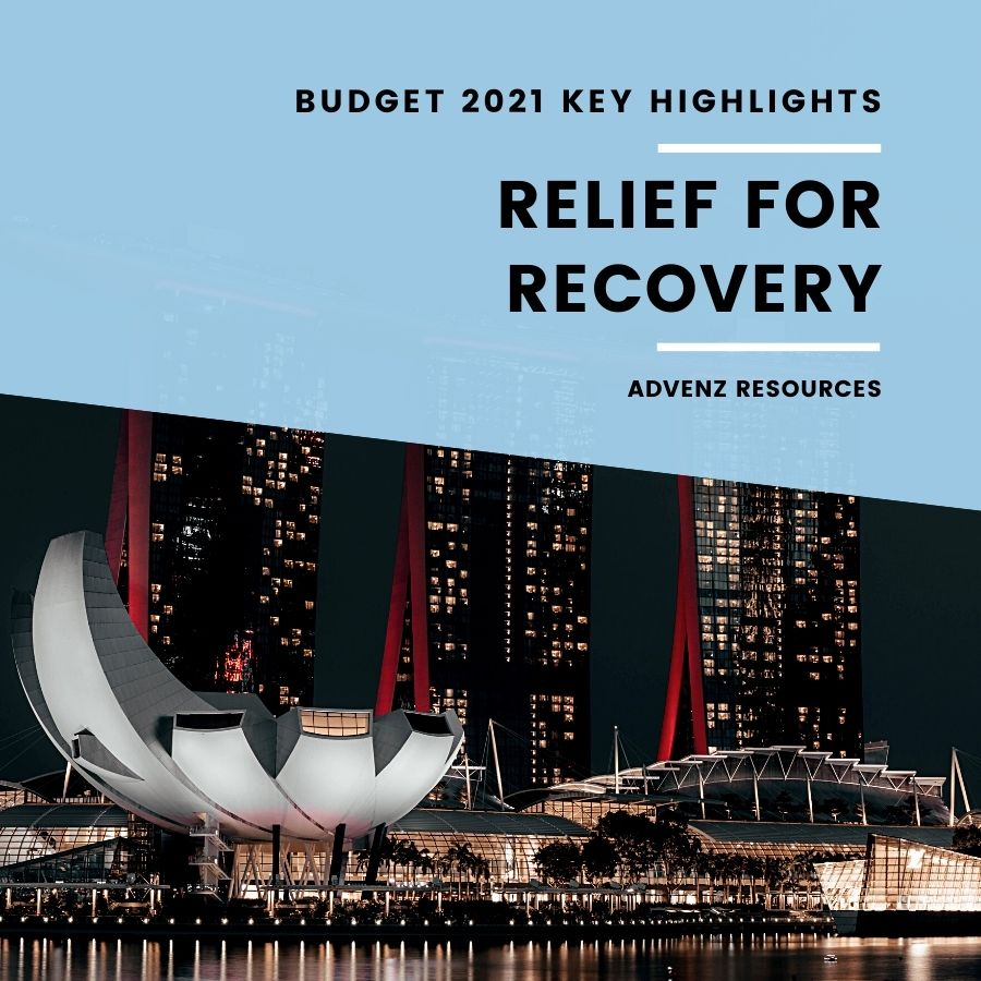 Relief for Recovery